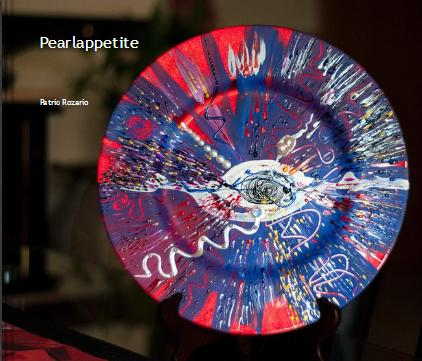 Pearlappetite: A lavishly illustrated, eye-catching harmony of colors